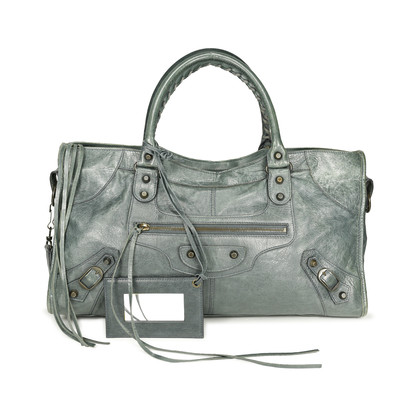 be748ee39c Authentic Second Hand Balenciaga Motorcycle City Bag (PSS-171-00015 ...