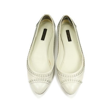 Authentic Second Hand Louis Vuitton Laser Cut Flats (PSS-071-00069)