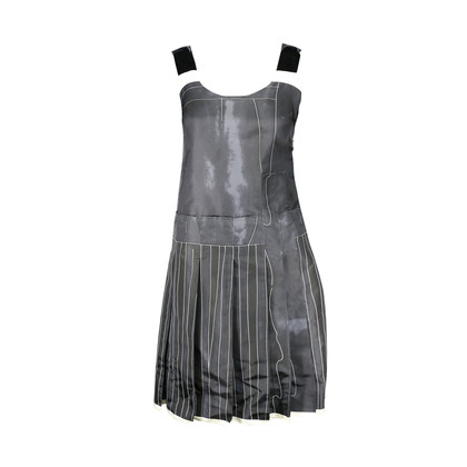 Authentic Second Hand Prada Pinafore Style Dress (PSS-071-00079)