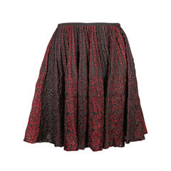 Multithread Knit Skirt