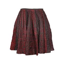 Alaia knit skirt 2