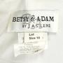 Authentic Vintage Betsy & Adam Monochrome Geometric Gown (PSS-173-00001) - Thumbnail 2