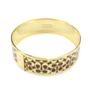 Authentic Second Hand Coach Monogram Bracelet Cuff (PSS-164-00003) - Thumbnail 2