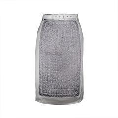 Rosette Front Skirt