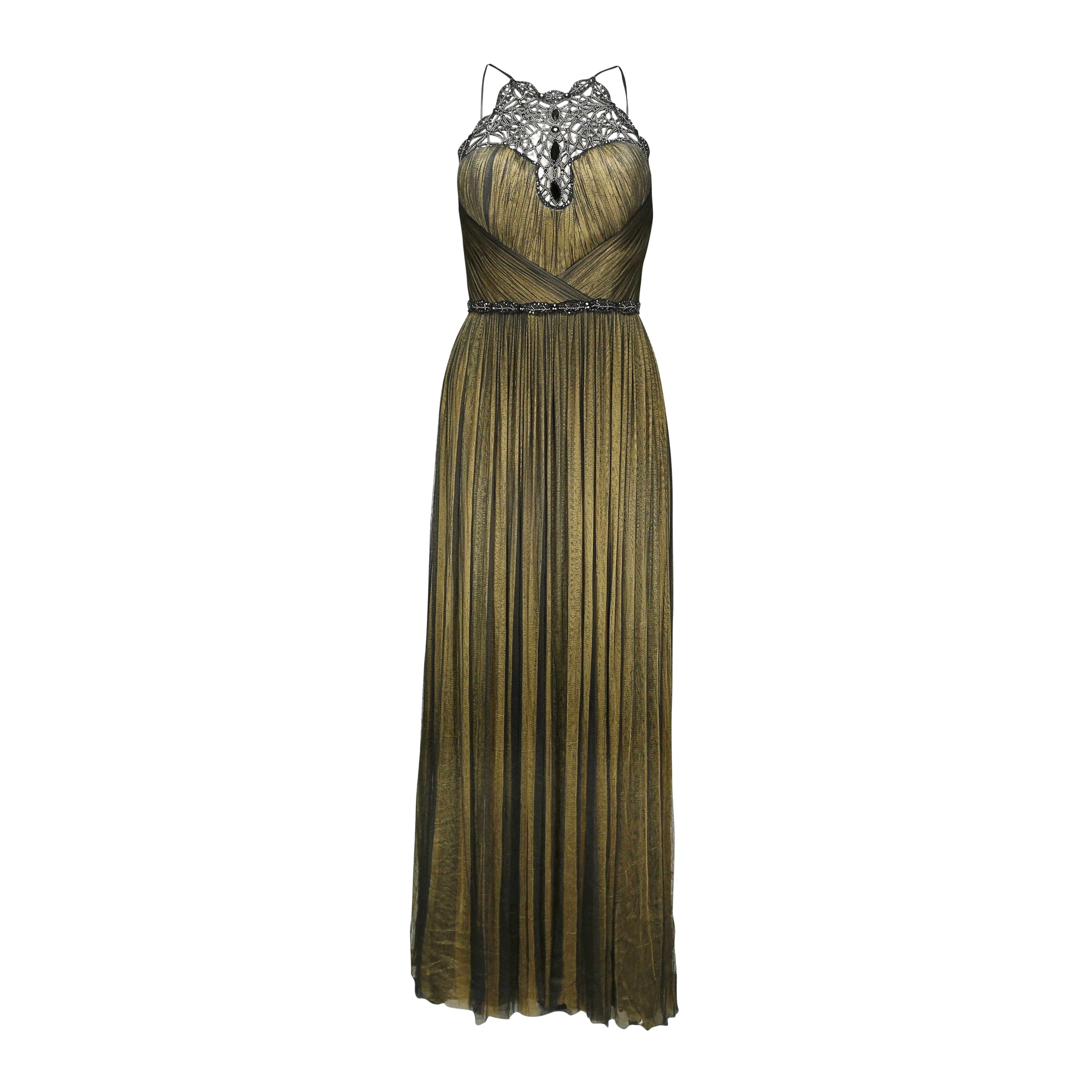 Second Hand Catherine Deane Embellished Evening Gown | THE FIFTH ...