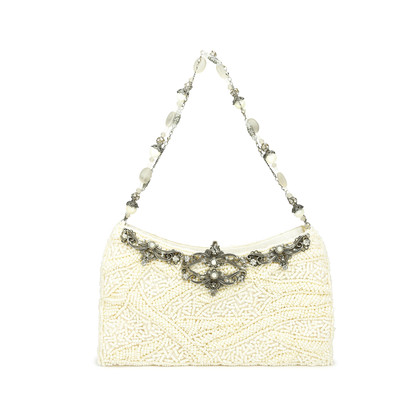 Todd Anthony Sequin And Metal Bag
