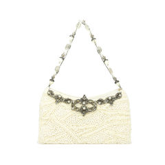 Sequin and Metal Bag
