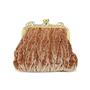 Miu Miu Crystal Trimmed Evening Bag - Thumbnail 0