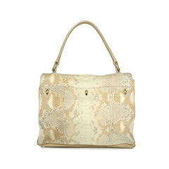 Yves saint laurent python muse 2 tote 2