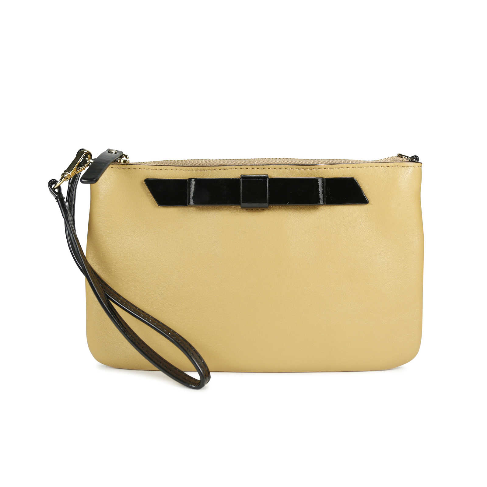 d6fab1399bb3a Authentic Second Hand Kate Spade Lolly Ribbon Wristlet (PSS-171-00055) ...