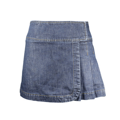Authentic Second Hand Max & Co Denim Mini Skirt (PSS-122-00031)