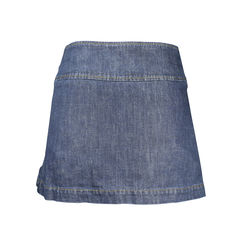 Max co denim mini skirt 2