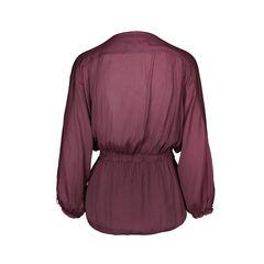 Isabel marant peasant blouse 1