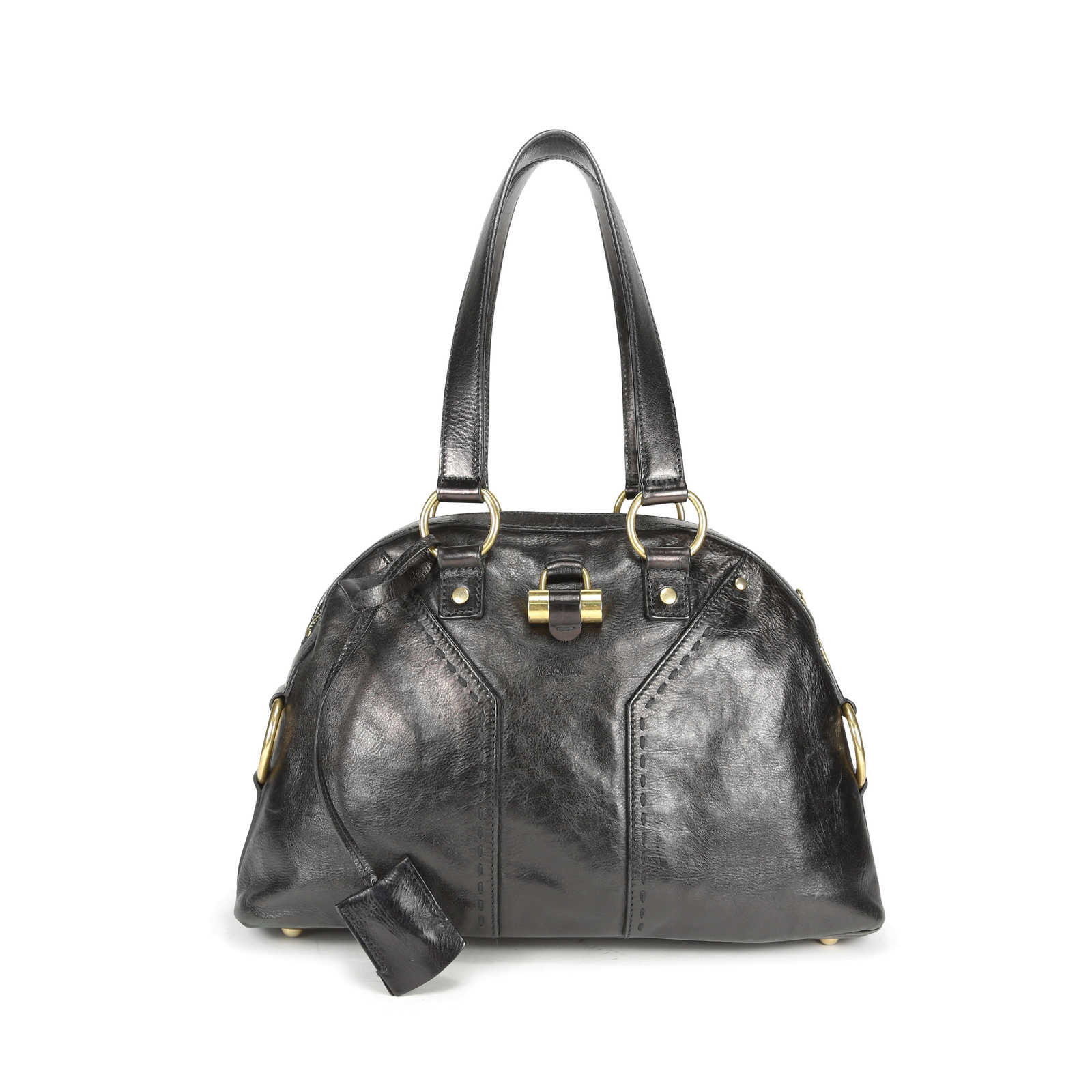 85842d7a7cd Authentic Second Hand Yves Saint Laurent Small Muse (PSS-143-00044) ...