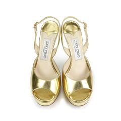 Platform Slingback Sandals