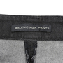 Authentic Second Hand Balenciaga Zippered Bottom Jeans (PSS-186-00016) - Thumbnail 2