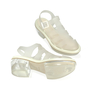 Authentic Second Hand Simone Rocha Clear Perspex Platform Jelly Sandals (PSS-193-00019) - Thumbnail 3