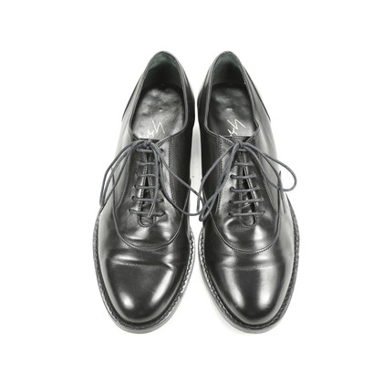 Authentic Second Hand Yohji Yamamoto Oxfords (PSS-193-00020)