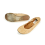 Authentic Pre Owned Lanvin Classic Leather Ballet Flats (PSS-193-00028) - Thumbnail 1