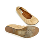 Authentic Pre Owned Lanvin Classic Leather Ballet Flats (PSS-193-00028) - Thumbnail 2