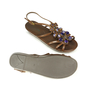 Authentic Second Hand Prada Bejewelled Sandals (PSS-193-00029) - Thumbnail 2