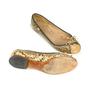 Authentic Second Hand Céline Python Ballet Flats (PSS-060-00012) - Thumbnail 2