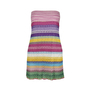 Authentic Second Hand Missoni Knitted Tube Dress (PSS-143-00064) - Thumbnail 0