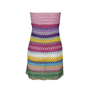 Authentic Second Hand Missoni Knitted Tube Dress (PSS-143-00064) - Thumbnail 1