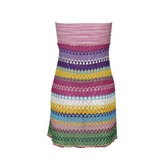 Missoni knitted tube dress 2