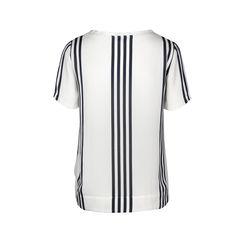 Theory katsley striped silk top 2