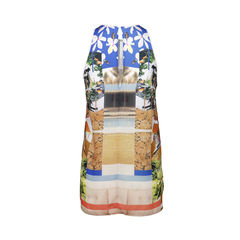 Clover canyon room with a view hilo chiffon tank top 2