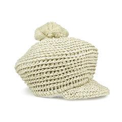 Burberry prorsum raffia bobble straw hat 2