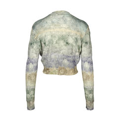 Peter pilotto abstract print knit top 2