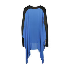 Gareth pugh long sleeve cape top 2