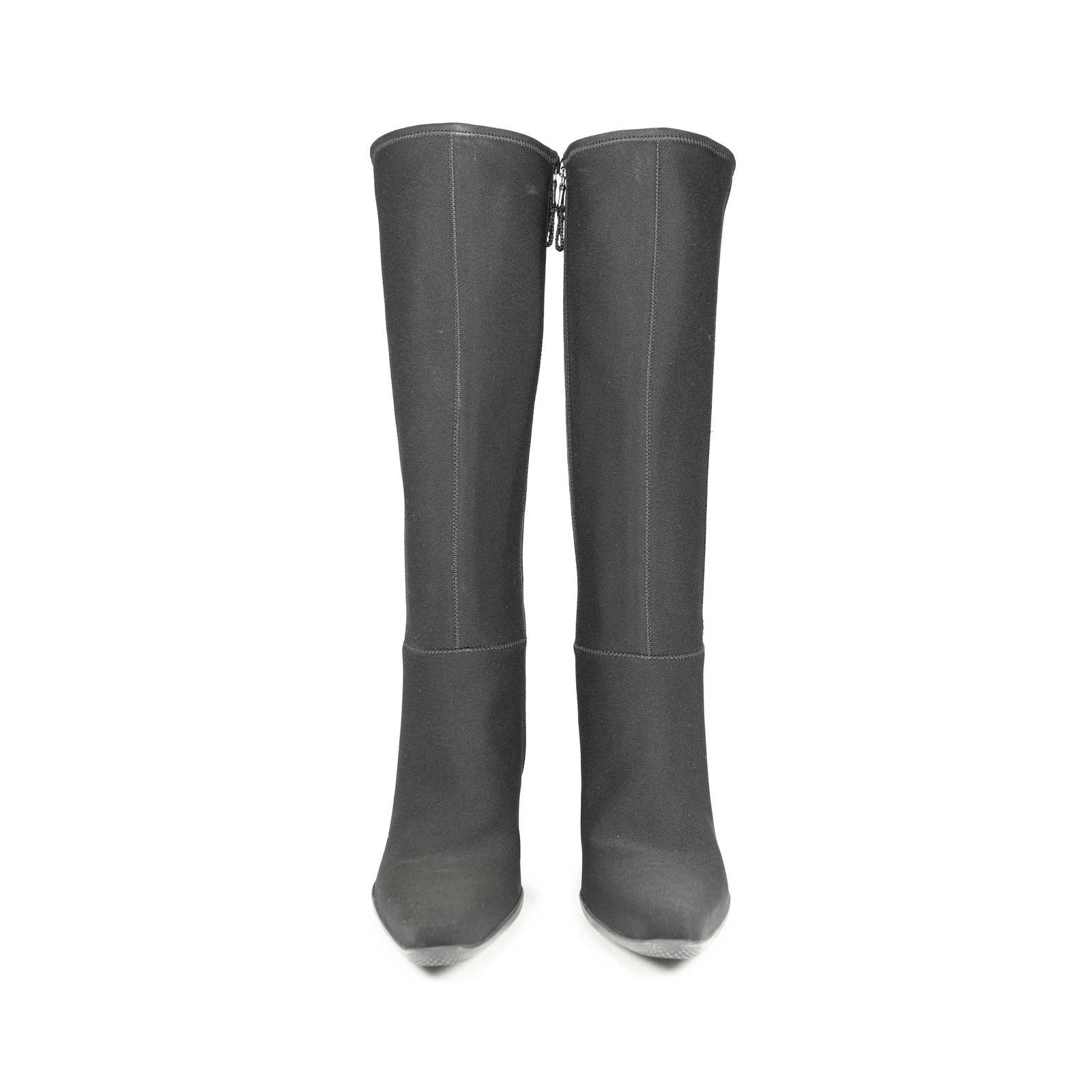 cced5e29e4795 Authentic Second Hand Prada Stretch Boots (PSS-183-00037) - Thumbnail 0 ...