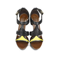 Raffia Interwoven Sandals