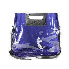 Y s sheer patent shoulder bag 2