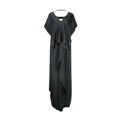 Authentic Second Hand Maison Martin Margiela Cowl Back Maxi Dress (PSS-189-00005)