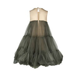 Lanvin h m tulle mesh dress 1