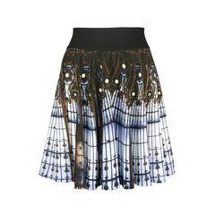 Galerie Lafayette Print Skirt