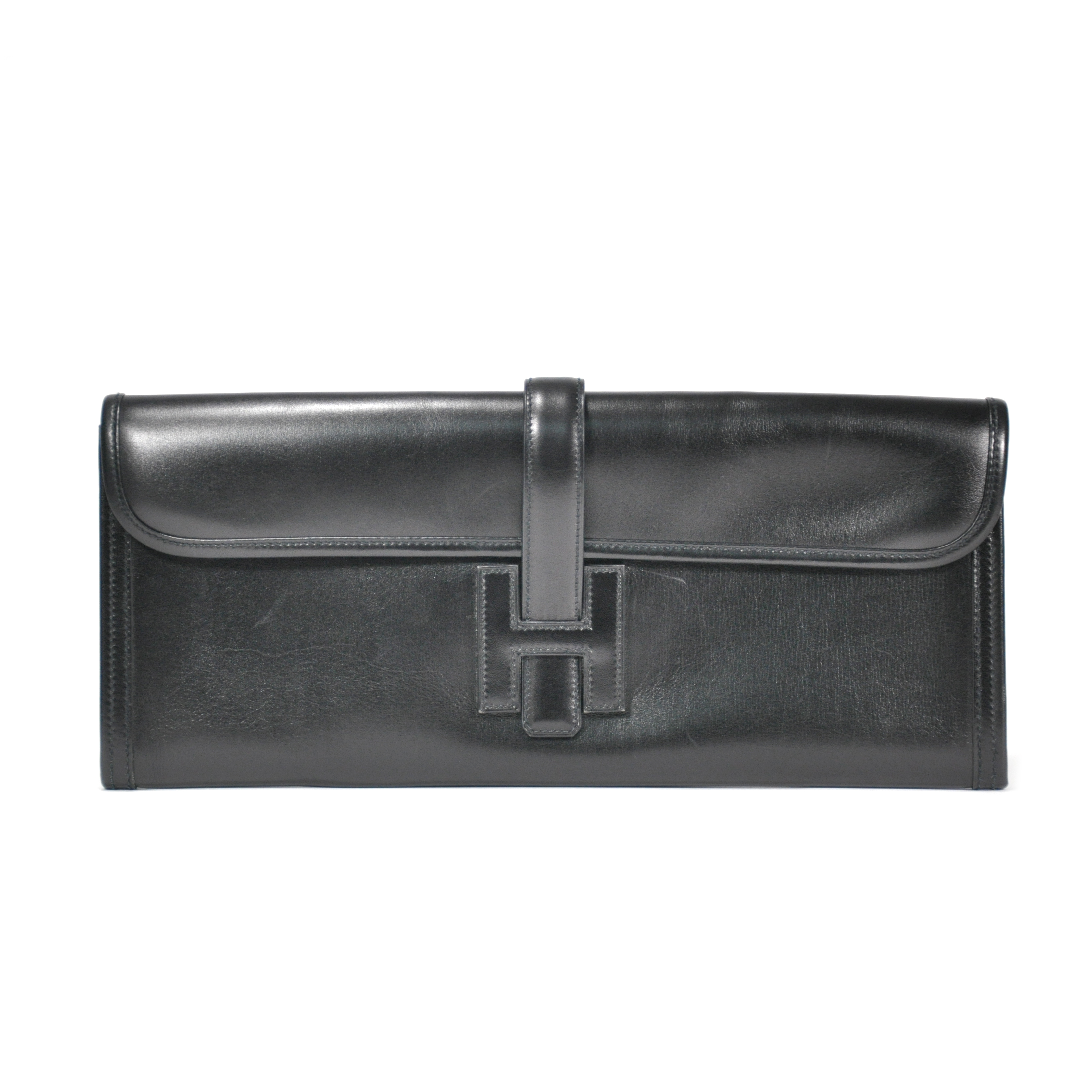 bed027172652e6 Authentic Second Hand Hermès Jige Elan Long Clutch (PSS-051-00021) | THE  FIFTH COLLECTION
