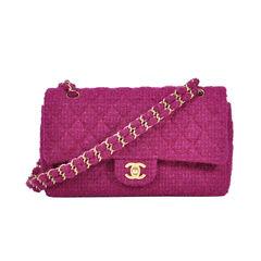 2a0a459c1a7e Classic Tweed Flap Bag ...