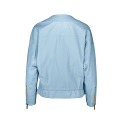 Chloe leather jacket 1