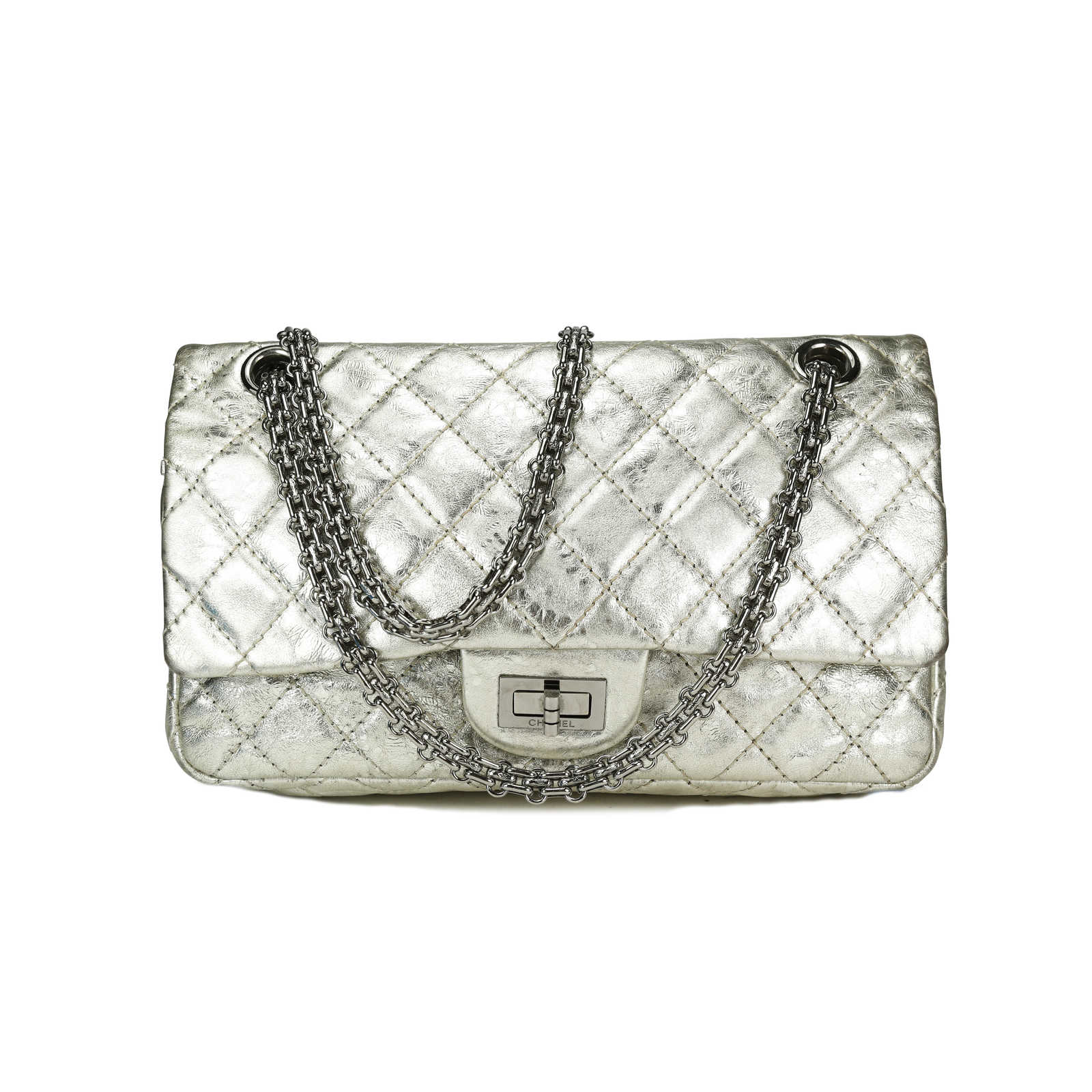 e2cb0bc5a Authentic Second Hand Chanel 2.55 Reissue Bag (PSS-048-00051) - Thumbnail  ...