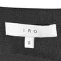 Authentic Second Hand IRO Lambskin Trim Skirt (PSS-143-00062) - Thumbnail 2