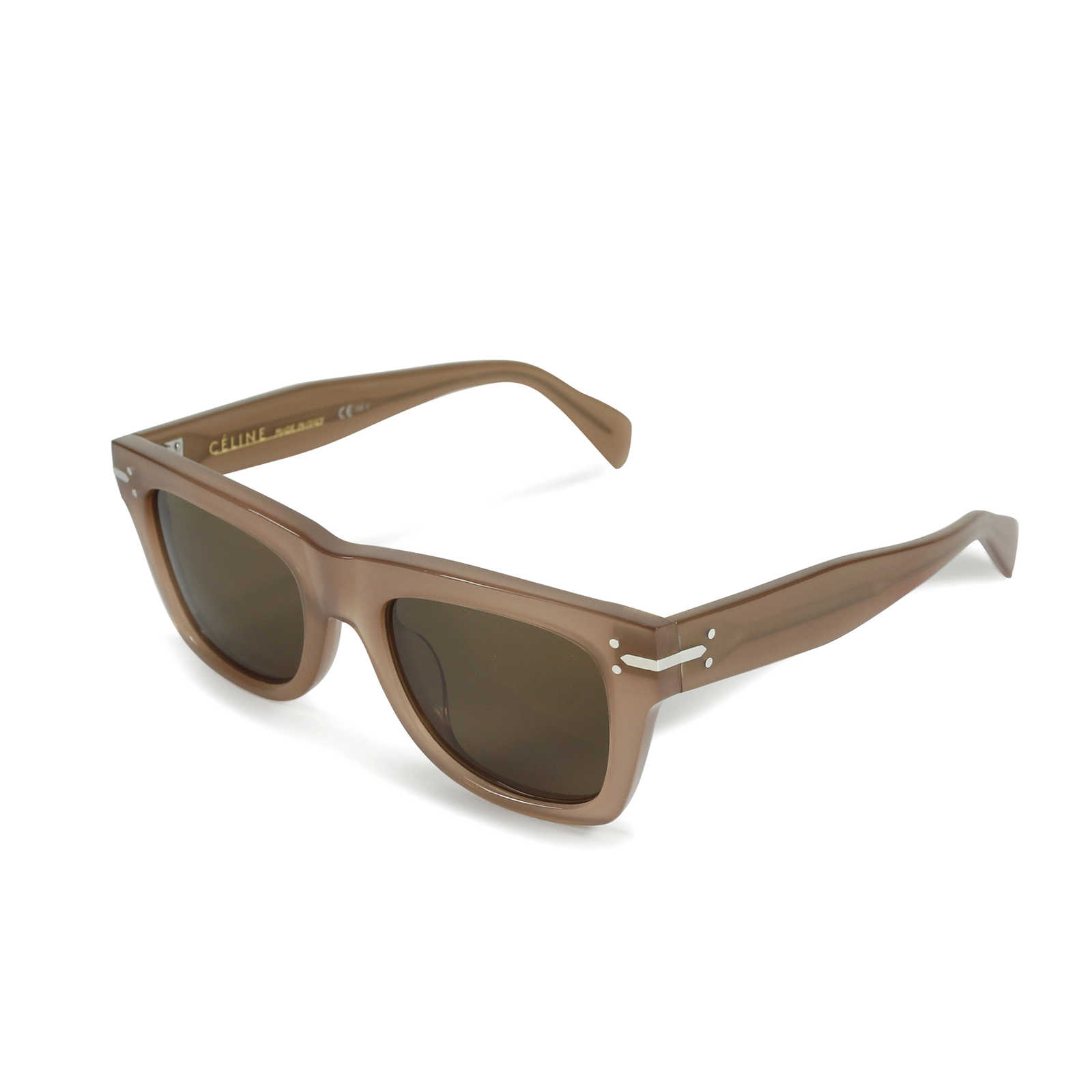 db3e8a3e899 ... Authentic Second Hand Céline Square Framed Sunglasses (PSS-143-00070) -  Thumbnail ...