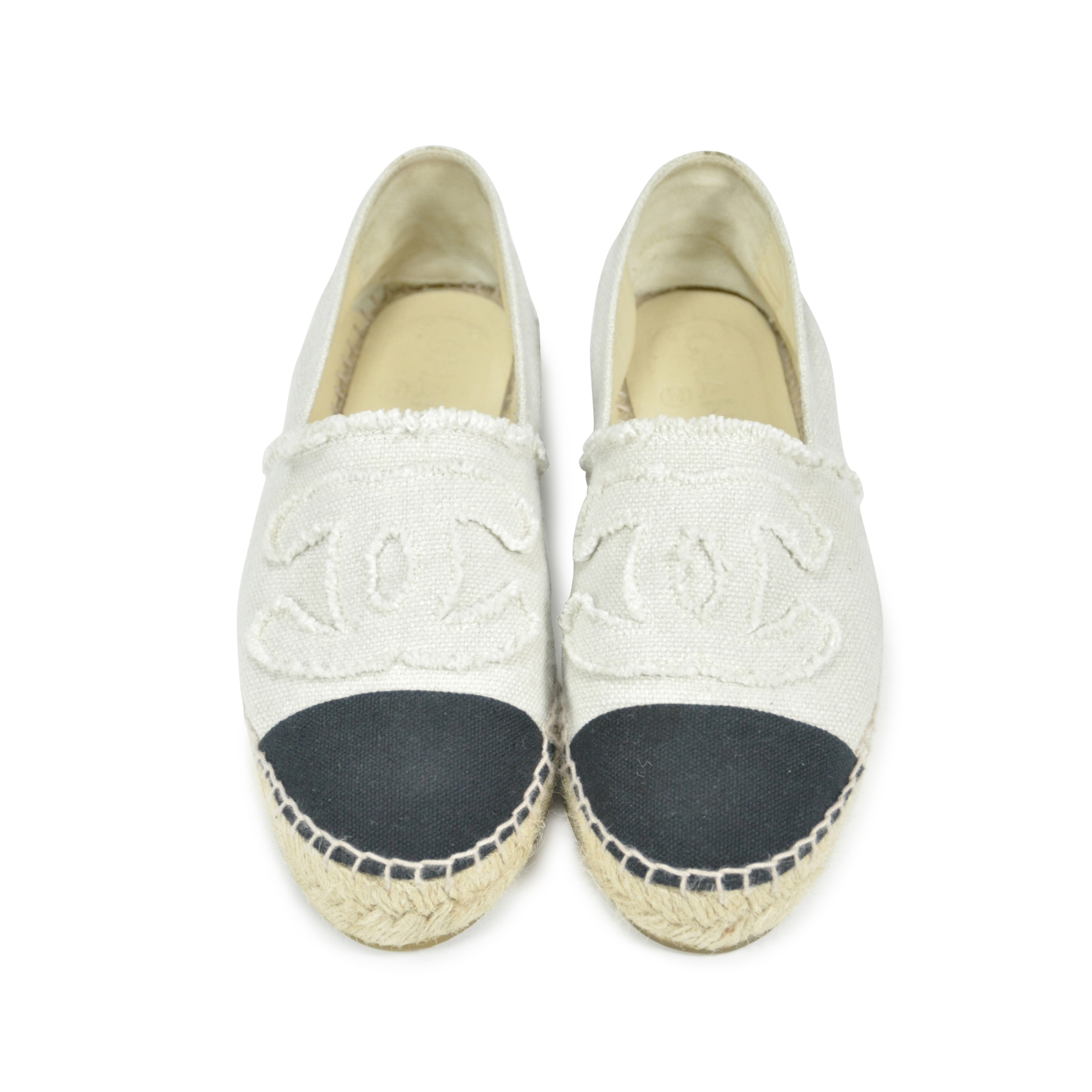 Chanel Espadrilles Shoe Size Chart Best Picture Of Chart Anyimage Org