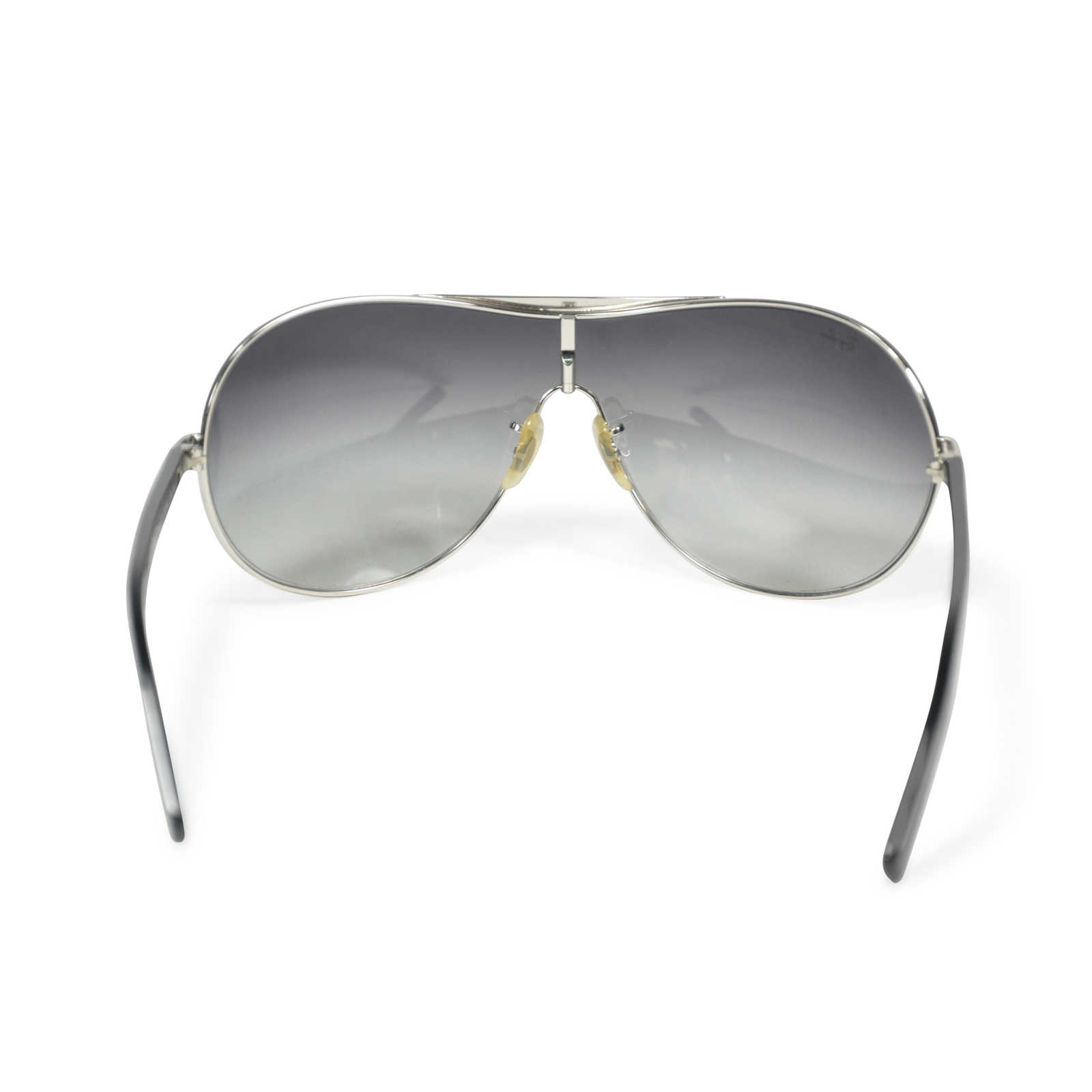 22102d126be ... Authentic Second Hand Ray Ban Wrap Around Aviator-Style Sunglasses (PSS- 198- ...