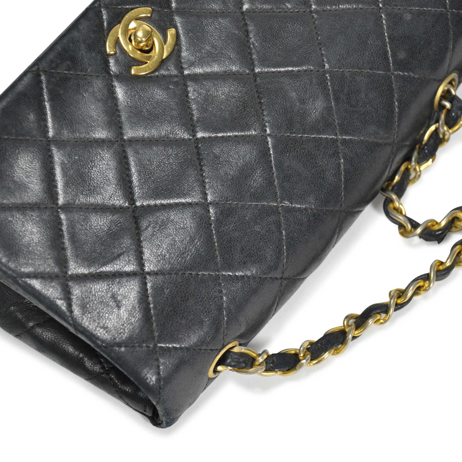... Authentic Vintage Chanel Mini Single Flap Crossbody (PSS-201-00004) -  Thumbnail ... 0135e19fc42e9