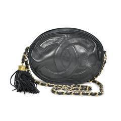 f70ea1056ec8 Oval Tassel Bag Chanel ...